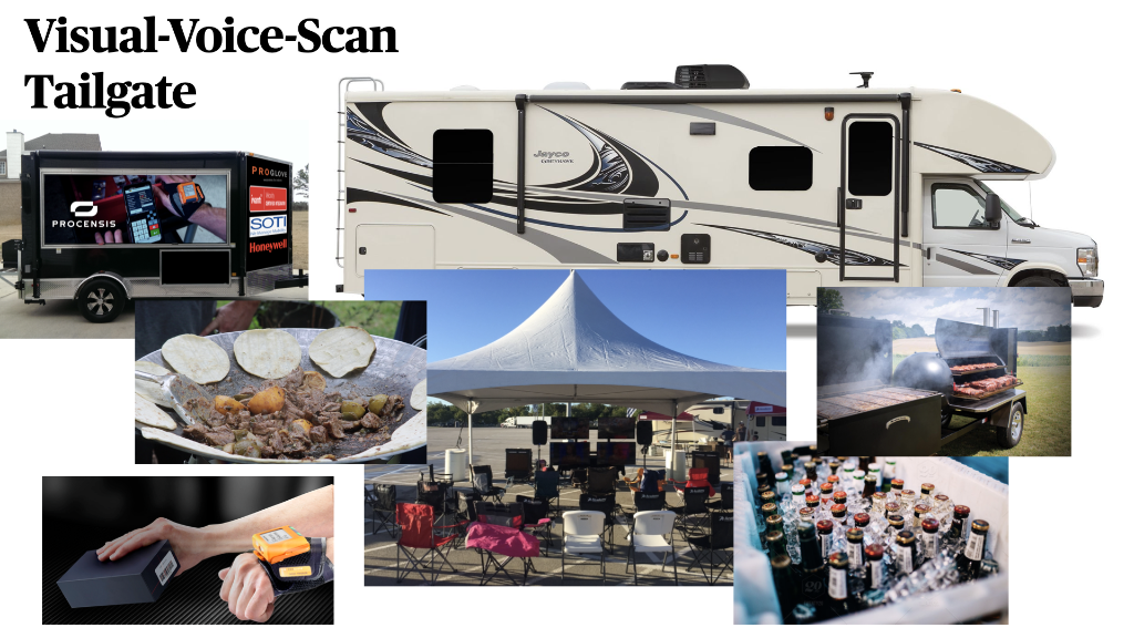 Procensis Tailgate Tour Concept